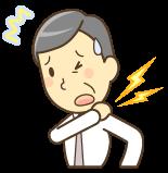 五十肩の痛みは、松原市にしかわ整骨院で改善できる!
