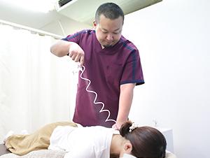 松原市にしかわ整骨院で受けられる最先端の肩こり改善治療