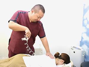 五十肩の痛みは松原市にしかわ整骨院で改善!